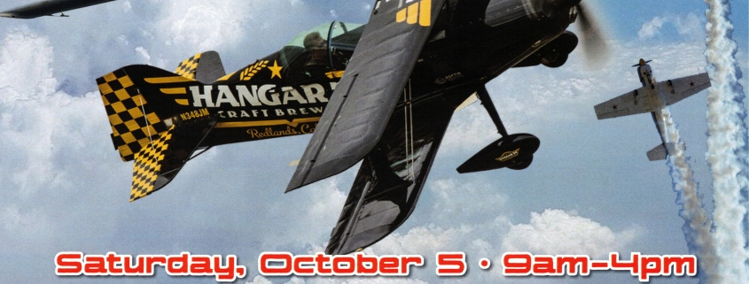 2019 Ramona Air Fair and Fly-In